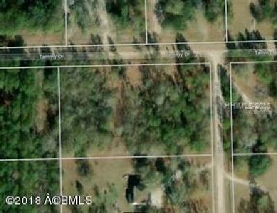 Ridgeland Residential Lots & Land For Sale: Tammy Drive