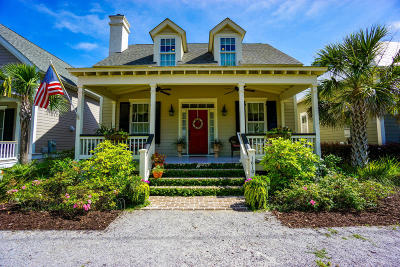 Beaufort, Beaufort Sc, Beaufot Single Family Home For Sale: 1610 Duke Street