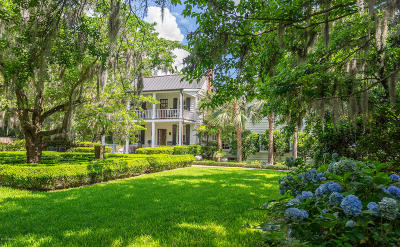 Beaufort Single Family Home For Sale: 503 Washington Street