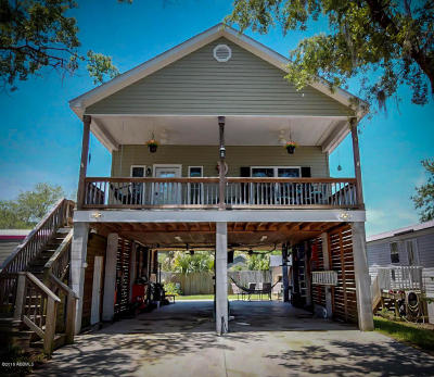 Beaufort County Single Family Home For Sale: 119 Tomahawk Trail