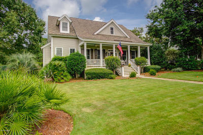 Beaufort County Single Family Home For Sale: 3 Waterbird Drive