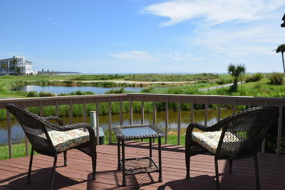 Beaufort County Condo/Townhouse For Sale: 139 Ocean Point