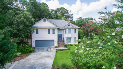 Beaufort, Beaufort Sc, Beaufot Single Family Home For Sale: 1804 Dolphin Row Drive