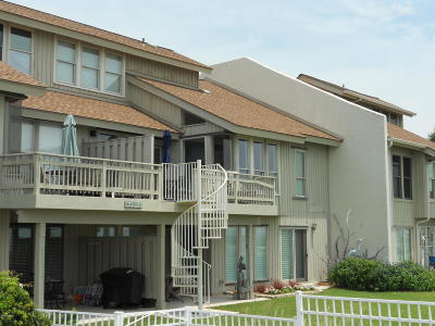 Beaufort County Condo/Townhouse For Sale: 102 Captain John Fripp Villas