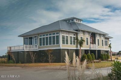Fripp Island Single Family Home For Sale: 517 Tarpon Boulevard