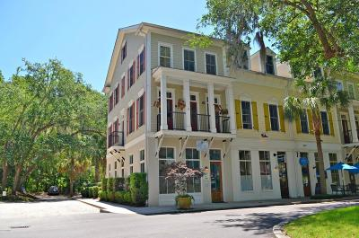 Beaufort, Beaufort Sc, Beaufot, Beufort Condo/Townhouse For Sale: 29 Market #A