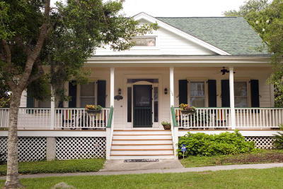 Beaufort, Beaufort Sc, Beaufot, Beufort Single Family Home For Sale: 138 Prescott Drive