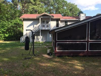 Beaufort County Single Family Home For Sale: 3 Edward Court