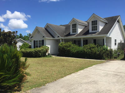 Baufort, Beaufort, Beaufot, Beufort Single Family Home For Sale: 42 Southern Magnolia Drive