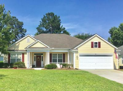 Bluffton Single Family Home For Sale: 46 Stratford Drive