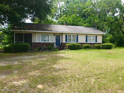 Beaufort County Single Family Home For Sale: 3001 Roseida Road