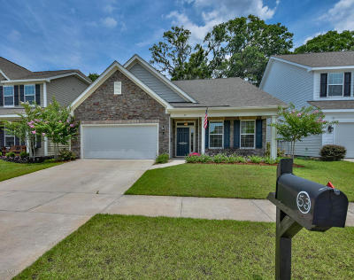 Bluffton Single Family Home For Sale: 53 Independence Place