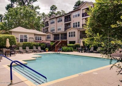 Hilton Head Island Condo/Townhouse For Sale: 80 Paddle Boat Lane #727