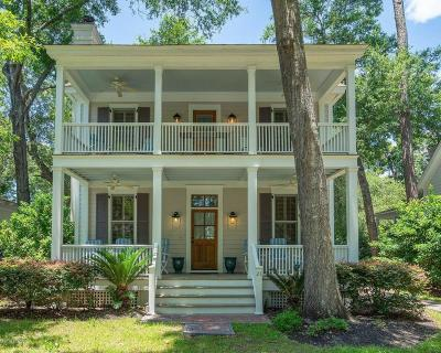 Habersham Single Family Home For Sale: 23 Mount Grace