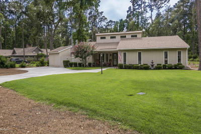 Beaufort County Single Family Home For Sale: 6 Chickadee Road