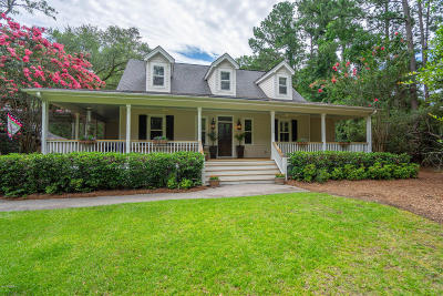 Beaufort County Single Family Home For Sale: 104 Green Winged Teal Drive N