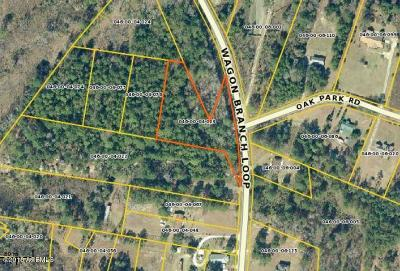 Ridgeland Residential Lots & Land For Sale: 2760 Wagon Branch Loop