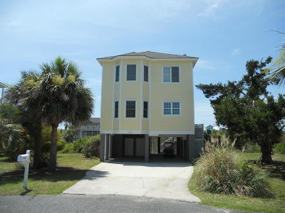 Beaufort County Single Family Home For Sale: 13 Ebb Tide Court