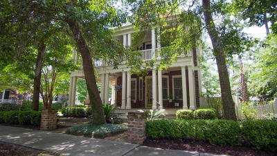 Beaufort, Beaufort Sc, Beaufot Single Family Home For Sale: 42 St Phillips Boulevard