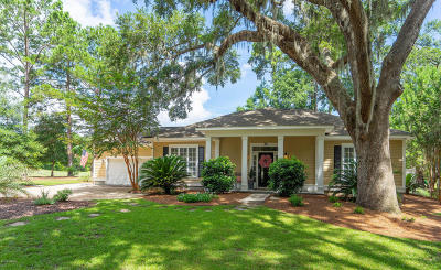 Beaufort Single Family Home Under Contract - Take Backup: 65 Downing Drive