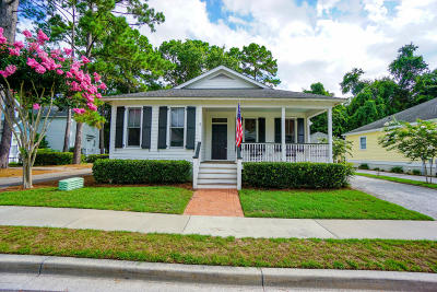 Beaufort, Beaufort Sc, Beaufot, Beufort Single Family Home For Sale: 3 Brisbane Drive