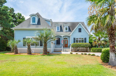 Beaufort, Beaufort Sc, Beaufot Single Family Home For Sale: 39 Governors Trace