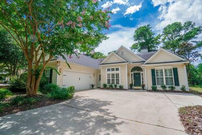 Beaufort County Single Family Home For Sale: 12 Oak Hill Lane