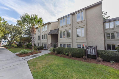 Hilton Head Island Condo/Townhouse For Sale: 6 Braddock Cove #1660