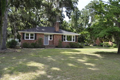 Shell Point Single Family Home For Sale: 1006 Cypress Street