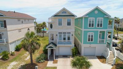Fripp Island Single Family Home For Sale: 277 Ocean Point Drive