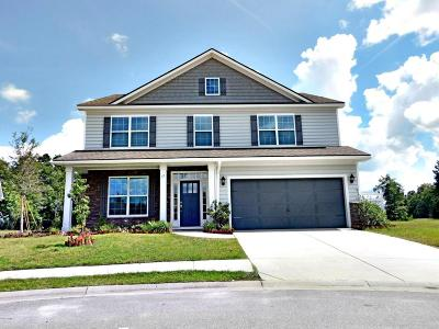 Bluffton Single Family Home For Sale: 17 Wheatview Lane