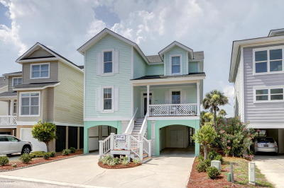 Fripp Island Single Family Home For Sale: 332 Ocean Point Drive
