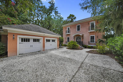Beaufort County Single Family Home For Sale: 2935 Marshfront Drive