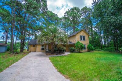 Bluffton Single Family Home For Sale: 1 Lotus Court