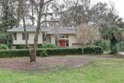 Hilton Head Island Single Family Home For Sale: 26 Ridgewood Lane