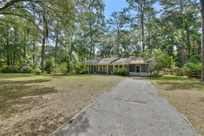 Beaufort County Single Family Home For Sale: 64 Dulamo Bluff