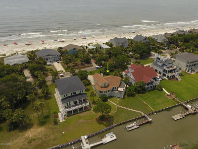 Fripp Island SC Single Family Home For Sale: $685,000