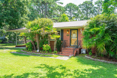 Beaufort County Single Family Home Under Contract - Take Backup: 903 McTeer Circle