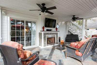 Beaufort County Single Family Home For Sale: 11 Crosswinds Drive