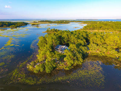 Beaufort County Single Family Home Under Contract - Take Backup: 130 Cassena Island Drive