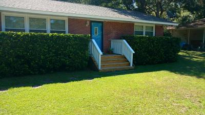 Beaufort County Single Family Home For Sale: 905 McTeer Circle