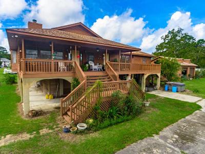 Beaufort, Beaufort Sc, Beaufot, Beufort Single Family Home For Sale: 1805 Mallard Lane