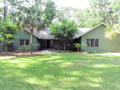 Beaufort, Beaufort Sc, Beaufot Single Family Home For Sale: 25 Alumni Road