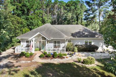 Bluffton Single Family Home For Sale: 121 Besseleiu Court