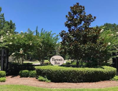 Bluffton Residential Lots & Land For Sale: 22 Bartons Run Drive