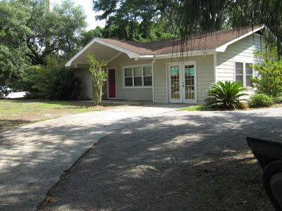 Beaufort County Single Family Home For Sale: 1 Oakwood Drive