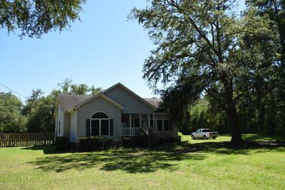 Beaufort County Single Family Home For Sale: 16 Bull Corner Road