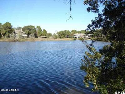 Fripp Island SC Residential Lots & Land For Sale: $159,900