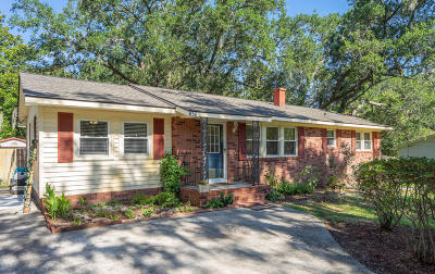 Beaufort County Single Family Home For Sale: 616 Mystic Drive E