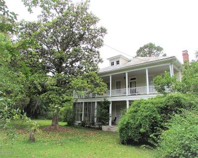 Beaufort, Beaufort Sc, Beaufot Single Family Home For Sale: 720 Ribaut Road